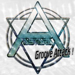 Astara - Groove Attack (CD-Cover)